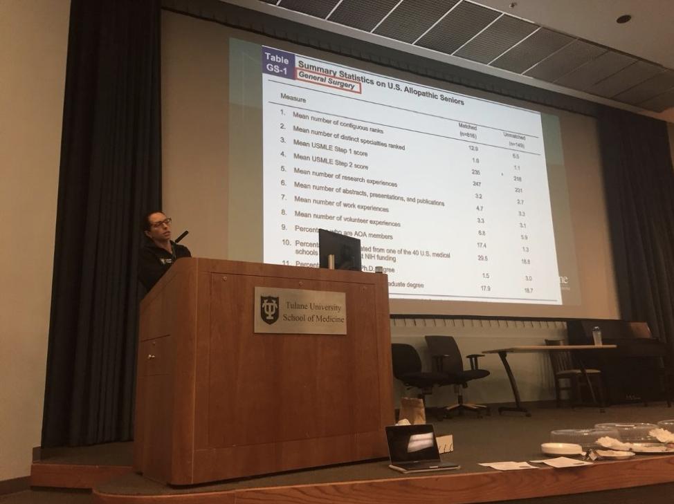 Meredith Freeman | Women in Surgery